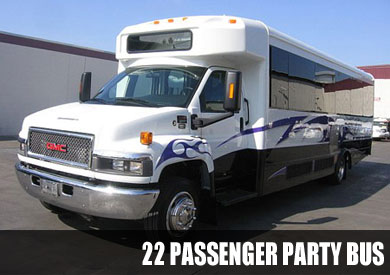 Des Moines Party Buses