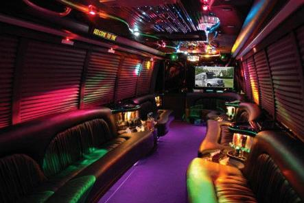 Party Buses Anchorage