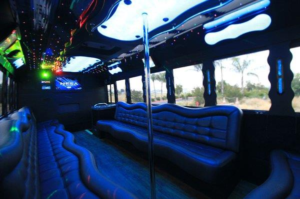 Party Buses Charlottesville