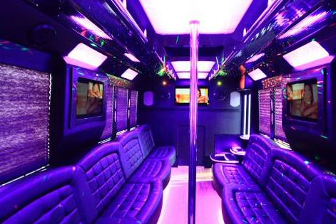 Party Bus Rental Columbus