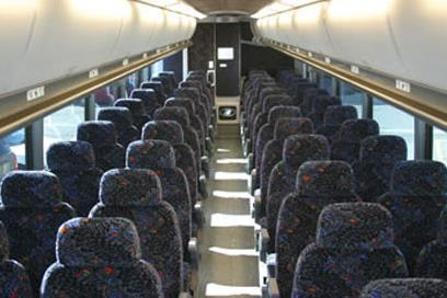 Charter Bus Rental Flint