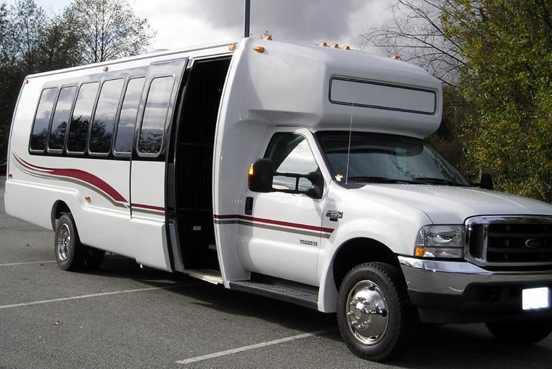 Party Bus Prices Florissant