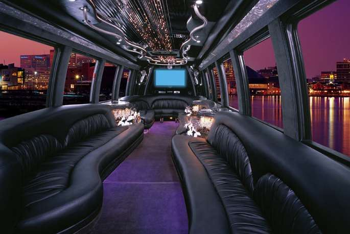 Party Bus Rental Florissant