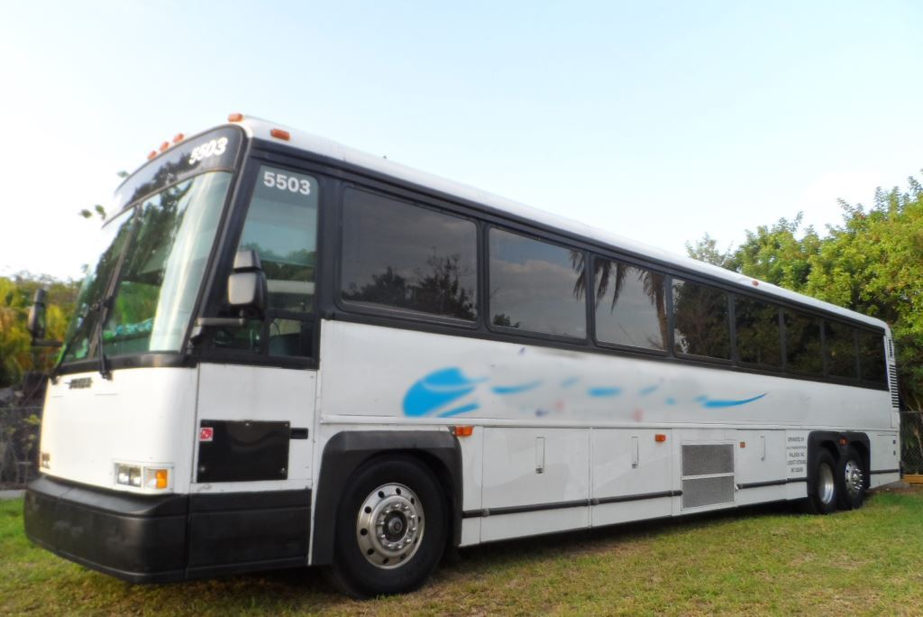 Charter Bus Prices Fort Lauderdale