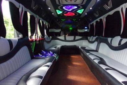 Party Bus Rental Fort Worth