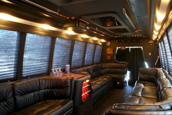 Party Buses Fort Worth