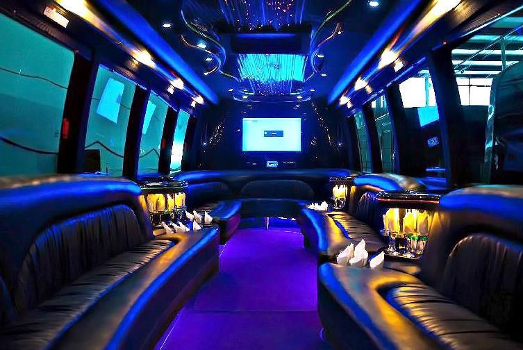 Party Bus Rental Grand Forks
