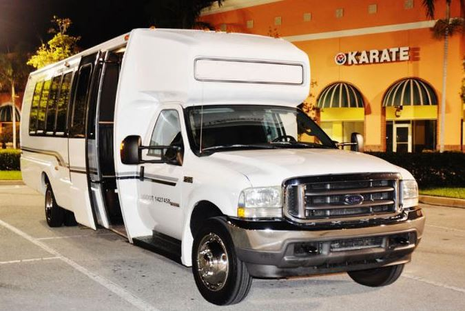 Party Bus Prices Grapevine