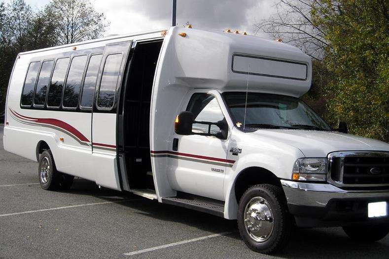 Party Bus Prices Indian Trail