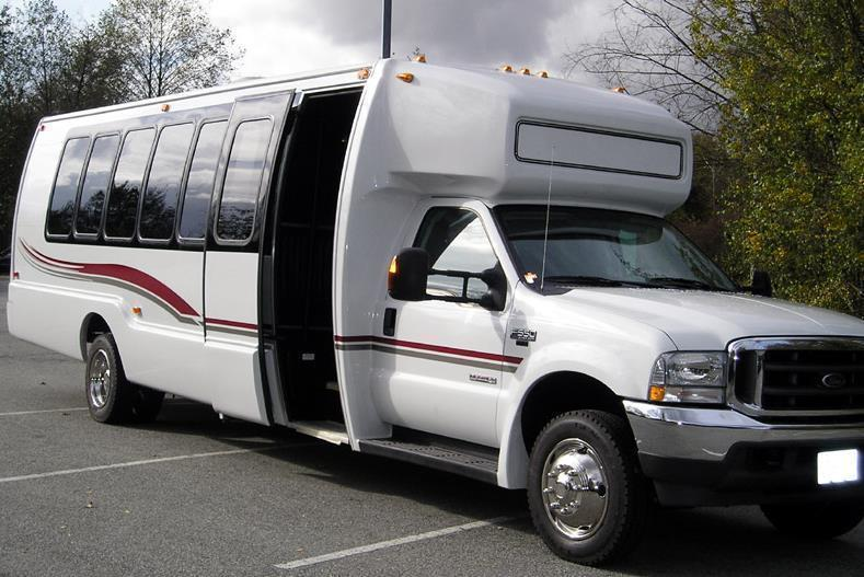 Party Bus Prices Johnson City