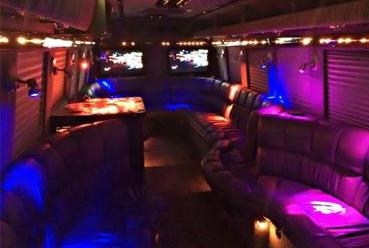 Party Bus Rental East Lansing