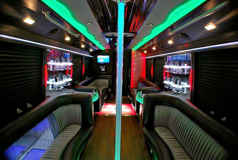 Party Buses Lisle