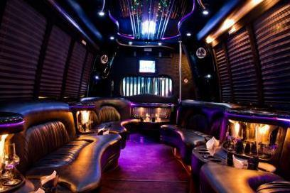 Party Bus Rental Moore