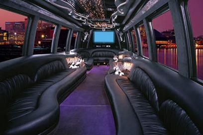 Party Bus Rental Peabody