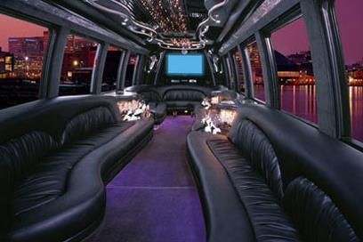 Party Bus Rental Pine Bluff