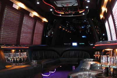 Party Buses Pine Bluff