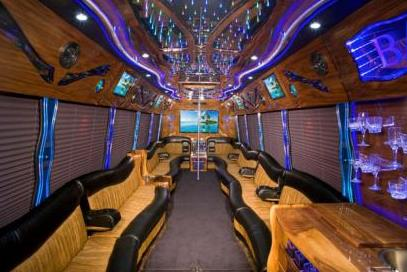 Party Buses Snellville