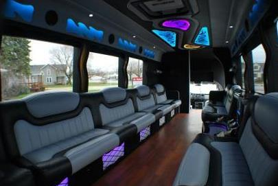 Party Bus Rental Suwanee