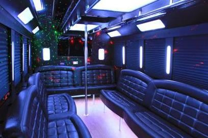 Party Bus Rental Texas City