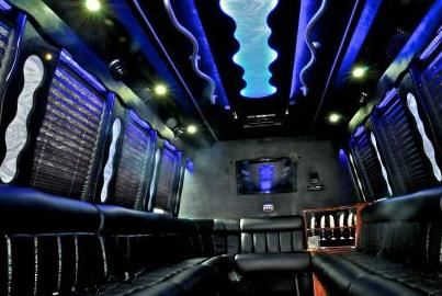 Party Buses Texas City
