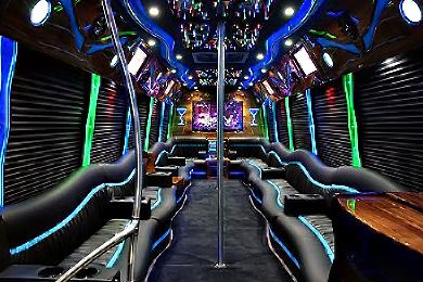 Party Bus Rental Thomasville