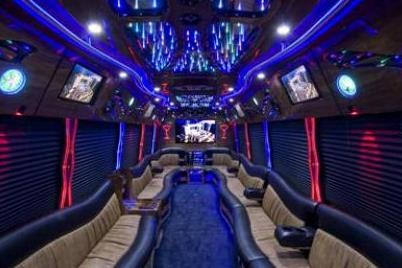 Party Bus Rental Woonsocket