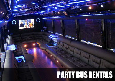 Garfield Party Bus